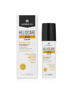 HELIOCARE 360º COLOR GEL OIL FREE BEIGE