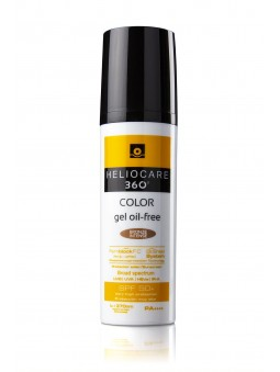 HELIOCARE 360º COLOR GEL OIL FREE BRONZE INTENSE
