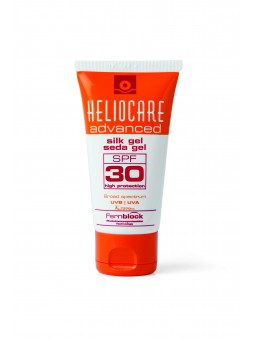 HELIOCARE SILK GEL/SEDA GEL 50 ML