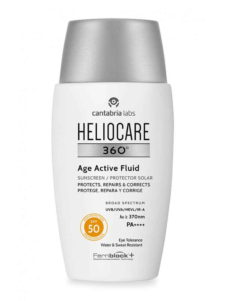 HELIOCARE 360 AGE ACTIVE FLUID SPF 50