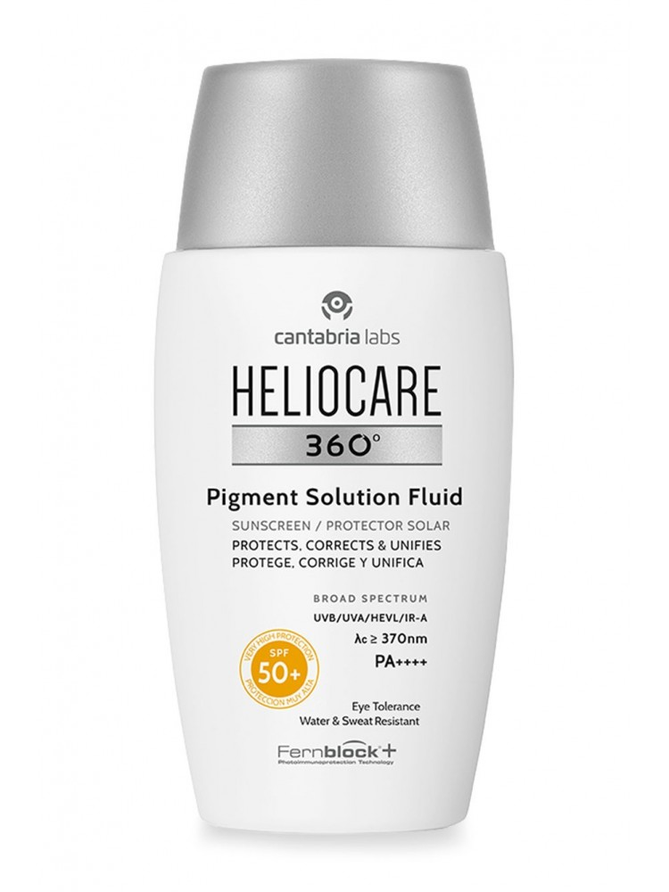 HELIOCARE 360 PIGMENT SOLUTION FLUID SPF 50
